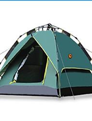 2 persone Doppio Tenda da campeggio Una camera Tenda automatica per CM