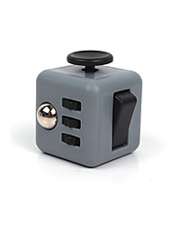 cheap -Fidget Desk Toy Fidget Cube Relieves ADD, ADHD, Anxiety, Autism Office Desk Toys Focus Toy Stress and Anxiety Relief for Killing Time
