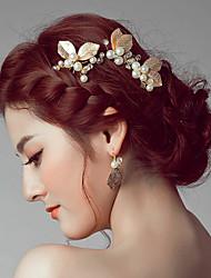 Недорогие -сплав зажим для волос палец волос палочка головной убор классический женский стиль