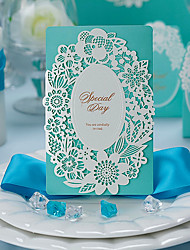cheap -Flat Card Wedding Invitations 50 - Engagement Party Cards Bachelorette Party Cards Invitations Sets Invitation Cards Save The Date Cards