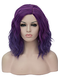 cheap -Synthetic Wig Women's Capless Carnival Wig Halloween Wig Party Wig Natural Wigs Short Synthetic Hair