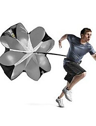 Soccer Speed Parachute Chute Resistance Sprint Trainer Speed Training Parachute Helps Maximize Acceleration and Top Running Speed