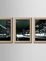 Stampe fotografiche Riproduzione Paesaggi Classico Realismo,Tre Pannelli Composizione orizzontale Panoramica Stampa artisticaDecorazioni