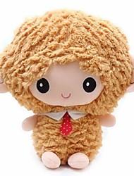 Недорогие -38cm Овечья шерсть Плюшевая кукла Кукла для девочек Мягкие и плюшевые игрушки Милый стиль Безопасно для детей Милый Non Toxic Ткань Плюш