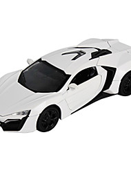 cheap -Pull Back Vehicles Race Car Toys Car Plastic Metal Rubber 1 Pieces Unisex Gift