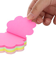cheap -Originality of 4 kinds of color of post-it notes can be used repeatedly