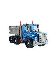 cheap -Toy Cars Building Blocks Educational Toy Excavator Toys Eagle Truck Excavating Machinery Children's Kids Pieces