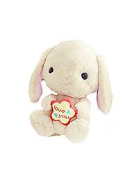 abordables -Rabbit juguetes de peluche Muñecas Almohadas Animales de peluche y de felpa Bonito Encantador Chico Chica