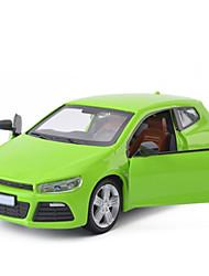 Недорогие -Машинки с инерционным механизмом Грузовик Игрушки Автомобиль Металл Куски Универсальные Подарок