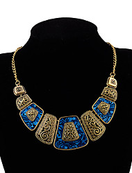 cheap -MOGE New Fashion European And American Big Vintage Women Necklace