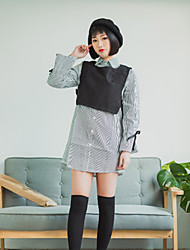 Sign spring new College Wind Harajuku clothing vest two-piece