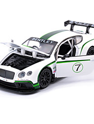 Die-Cast Vehicles Pull Back Vehicles Toy Cars Race Car Toys Car Metal Alloy Metal Pieces Unisex Gift