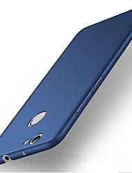 economico -Per Effetto ghiaccio Custodia Custodia posteriore Custodia Tinta unita Resistente PC per HuaweiHuawei P9 Huawei P9 Lite Huawei P9 Plus