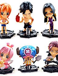 Figure Anime Azione Ispirato da One Piece Boa Hancock PVC 10 CM Giocattoli di modello Bambola giocattolo