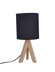 cheap -Contemporary Table Lamp Fabric Lampshade