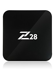Z28 TV Box Quad Core Android 6.0 RK3328
