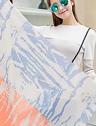 2017 Cotton Scarf Shawl Thin Long Rectangle Print Women's