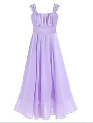 Vestido de vestidos com vestido de bola com vestido de bola vestido de chiffon sem mangas quadrado com fita por minuto