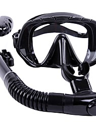 cheap -Snorkeling Packages Diving / Snorkeling Glass Rubber silicone-WHALE