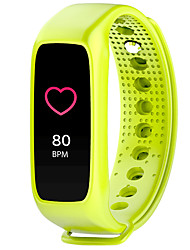 economico -yyl30t intelligente braccialetto / orologio touch screen / Smart Colour cardiofrequenzimetro intelligente banda smartband contapassi