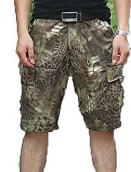 abordables -Bremuda Shorts Homme Etanche / Pare-vent / Vestimentaire Classique Cuissard  / Short / Bas pour Chasse / Sport de détente