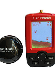 Fish Finder Waterproof LED Other LCD On/off White LED Wireless None Hard Plastic yellow shad