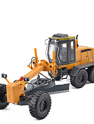 cheap -Toy Cars Truck Construction Vehicle Motor Grader Toys Simulation Toys Metal Alloy Metal Pieces Unisex Gift