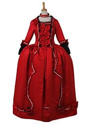 Princesse Reine Cinderella Conte de Fée Déesse Costumes de Cosplay Bal Masqué Féminin Halloween Carnaval Nouvel an Fête / Célébration