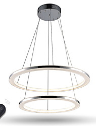 cheap -Pendant Light Ambient Light - Dimmable, LED, Dimmable With Remote Control, 110-120V / 220-240V LED Light Source Included / 10-15㎡