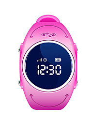 cheap -Kids' Watches GPS Water Resistant / Water Proof Calories Burned Pedometers Distance Tracking Information Anti-lost Sports Activity