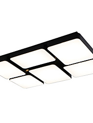 cheap -Ecolight™ Flush Mount Ambient Light - LED, 110-120V / 220-240V, Warm White / White, LED Light Source Included / 15-20㎡ / LED Integrated