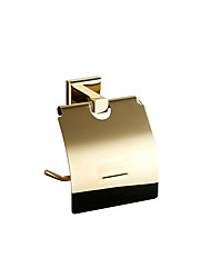 cheap -Toilet Paper Holders Modern Brass gold
