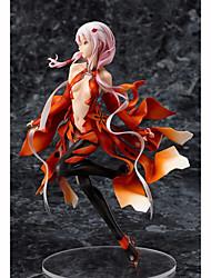 preiswerte -Anime Action-Figuren Inspiriert von Guilty Crown Inori Yuzuriha PVC 20 CM Modell Spielzeug Puppe Spielzeug