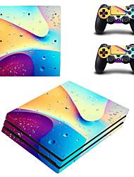 abordables -B-SKIN PS4 pro Autocollant Pour PS4 ,  Nouveautés Autocollant PVC 1 pcs unité