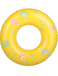cheap -Inflatable Pool Float Swim Rings Toys Toys Circular Duck Thick Plastic PVC Kids Boys' Girls' Pieces