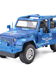 cheap -Toy Cars Farm Vehicle Toys Music & Light Car Horse Metal Alloy Metal Pieces Kids Unisex Gift