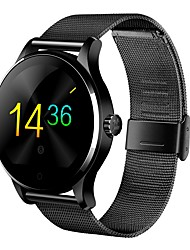 Men's Smart Watch Digital Touch Screen Calendar Chronograph Water Resistant / Water Proof Heart Rate Monitor Pedometer Stopwatch