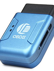 tk206 gps tracker obd locator gps tracker plug and play système d'alarme de voiture