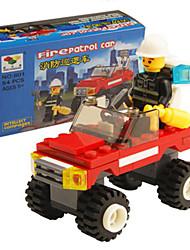 preiswerte -Bausteine Spielzeug-Autos Spielzeuge Spielzeuge Kinder 54 Stücke