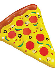 cheap -Pizza Inflatable Pool Float Plastic Adults' Boys'