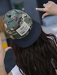 Unisex Fashion Cotton Patchwork Sun Hat Baseball Cap Casual Holiday Outdoors Men Women Summer All Seasons