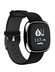 Smart Band  Blood Pressure Heart Rate Monitor Smart Bracelet Pedometer Sleep Fitness Tracker for Android IOS Smart Phones
