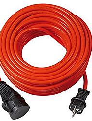 Brennenstuhl bremaxx cavo di prolunga ip44 20m rosso