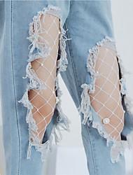 Thin Pantyhose,Acrylic