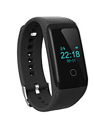 cheap -Smart Bracelet Smartwatch for iOS / Android Heart Rate Monitor / Calories Burned / Long Standby / Touch Screen / Water Resistant / Water Proof Activity Tracker / Sleep Tracker / Find My Device / 64MB