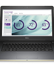 DELL Portátil 14 pulgadas Intel i7 Dual Core 4GB RAM 1TB disco duro Windows 10 GT930M 4GB