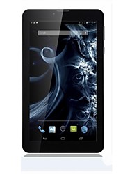 7'' Phablet Phone Call 3G Tablet PC(3G WCDMA,1.0GHz,512M RAM,4G ROM,WiFi,Bluetooth,Webcam,3000Mah Battery, FlashLight)
