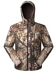 Недорогие -Муж. Куртка для охоты Водонепроницаемость Классика Верхняя часть для Охота Спорт в свободное время M L XL XXL