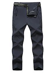 Per uomo Pantaloni da escursione Asciugatura rapida Indossabile Traspirante Leggero Pantalone/Sovrapantaloni per Campeggio e hiking M L