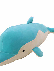 cheap -Dolphin Puppets Stuffed Animal Plush Toy Cute Fun Large Size Girls' Toy Gift 1 pcs